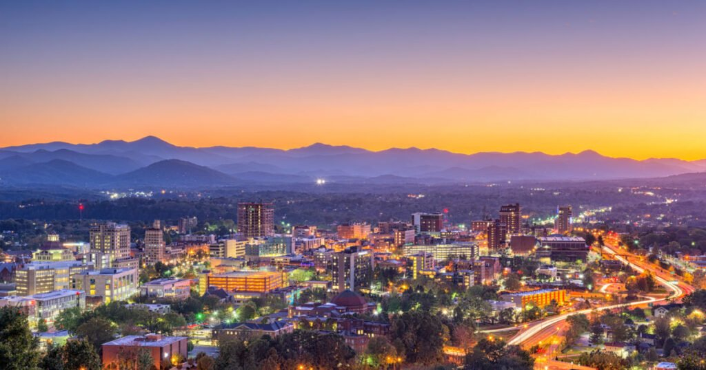 Optometrist need in Asheville, NC